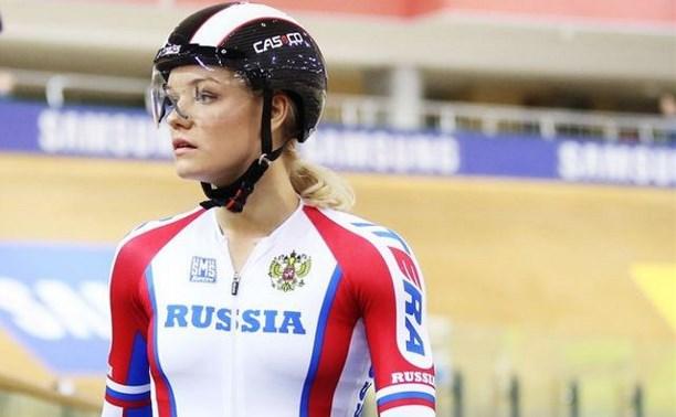 Велогонщица Войнова на Олимпийских играх выступит в трех дисциплинах