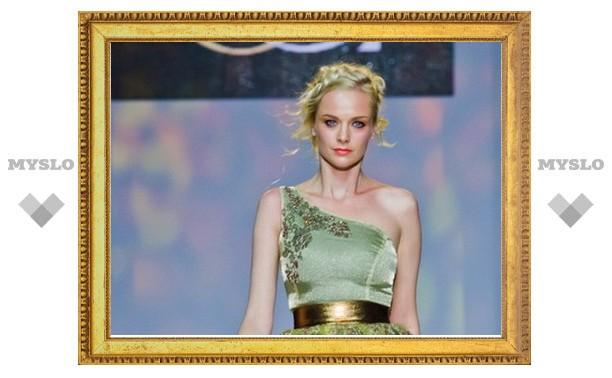 Volvo Fashion Week: показ Элеоноры Амосовой