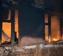В страшном пожаре в Тульской области погибли двое мужчин