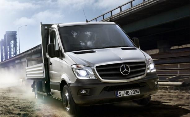 Mercedes Sprinter Шасси – ваш надежный партнёр в любом бизнесе