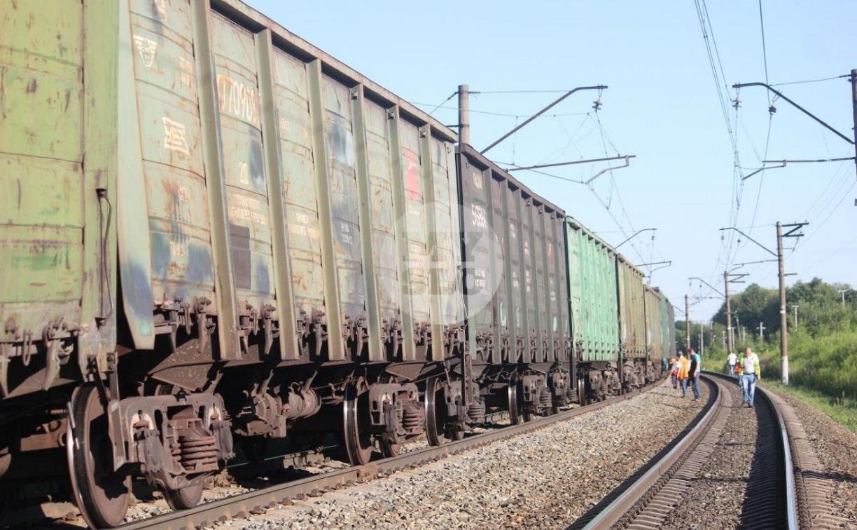 В Тульской области после ЧП частично восстановлено движение поездов