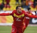 Экс-нападающий «Арсенала» Артём Дзюба забил гол в матче с Саудовской Аравией
