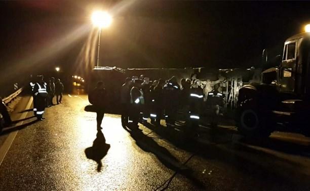 Прокурор Тульской области взял на особый контроль расследование ДТП с автобусом «Москва-Ереван»