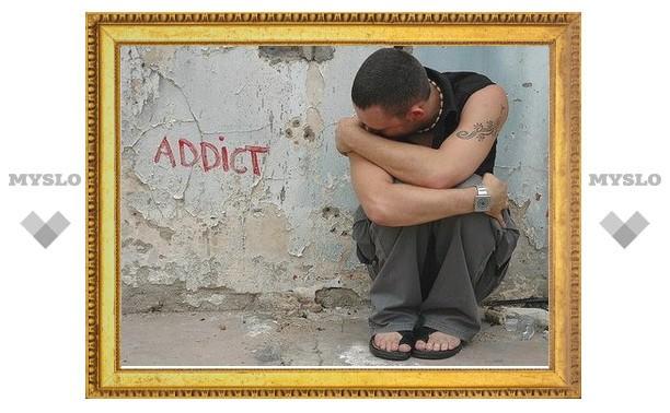 На каждую тысячу туляков официально два наркомана