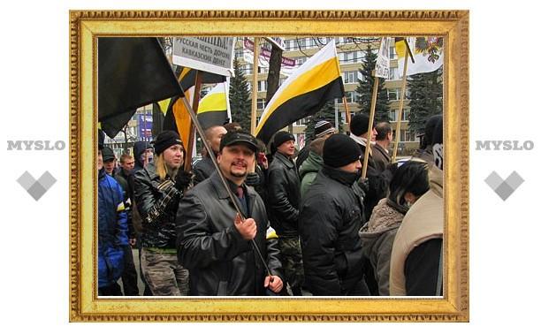 Тульские националисты пройдут по проспекту Ленина