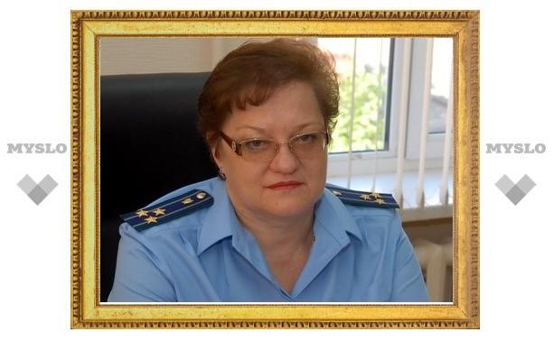Мать-убийцу вычислила лично руководитель тульского следственного комитета