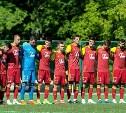 Молодежка «Арсенала» сыграла вничью с «Енисеем»