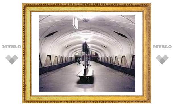 В московском метро под поезд попала девушка