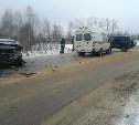 На выходных в авариях в Тульской области пострадали пять человек