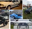 «Такая только у меня и у Майкла Джексона»: какие редкие машины можно купить в Тульской области