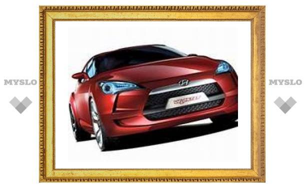 Hyundai готовит молодежное купе и кроссовер