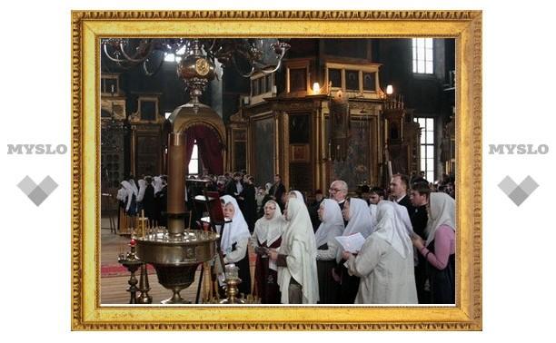 Старообрядцы Москвы торжественно отметили Неделю жен-мироносиц