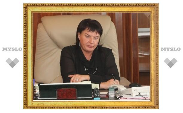 Депутаты попросили Алису Толкачеву уйти