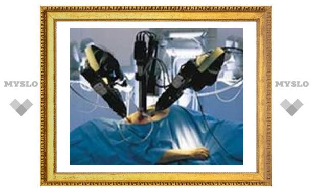 Робот «да Винчи» впервые удалил поджелудочную железу
