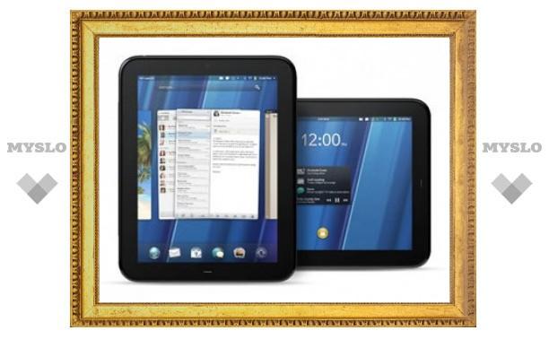 HP представила планшет TouchPad