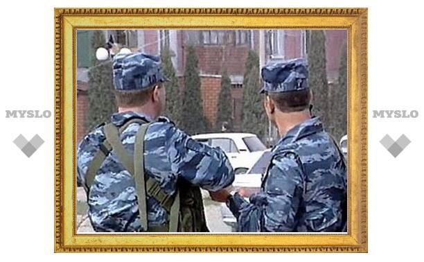 В Ингушетии обстрелявший дом милиционера бандит погиб от собственной пули
