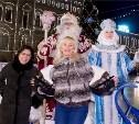 Актриса тульского театра «Эрмитаж» стала Снегурочкой на главном катке страны