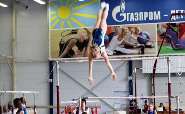 В Туле прошло региональное первенство по спортивной гимнастике