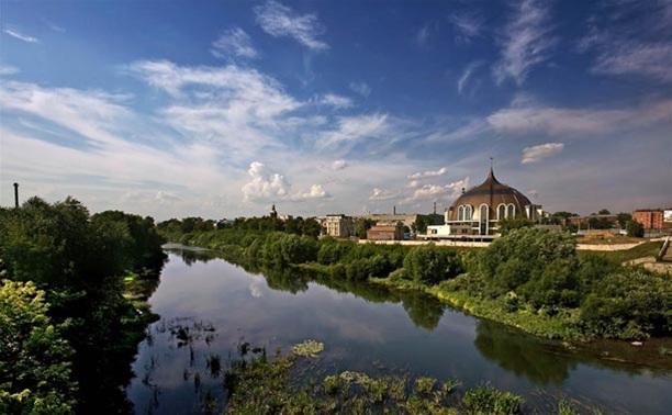На Казанской набережной появятся фонтаны, парк и часовня
