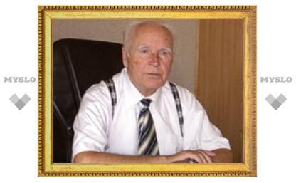 Умер Василий Грязев
