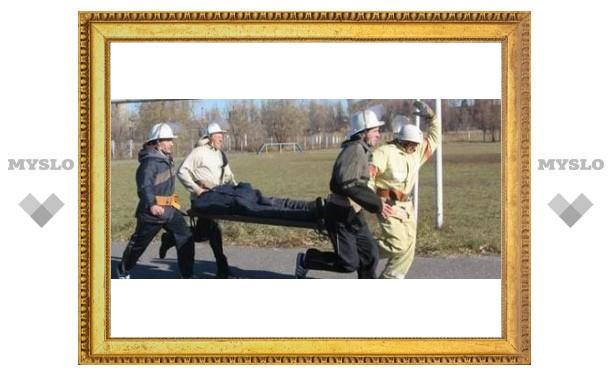 В Туле создадут добровольные пожарные дружины