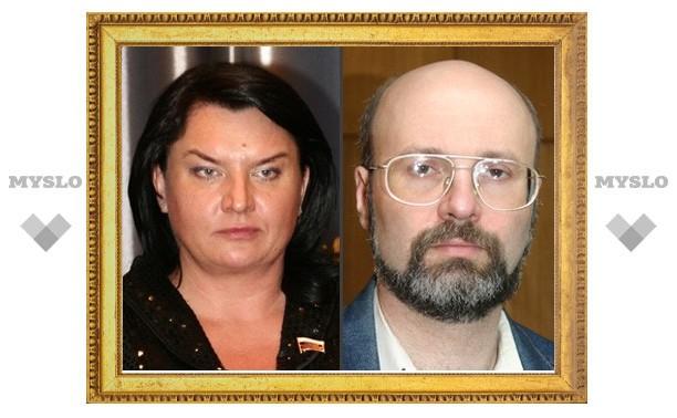 Алиса Толкачева намерена подать заявление в прокуратуру на Владимира Тимакова