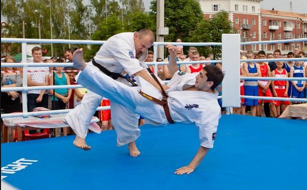 В Алексине определили лучших боксеров региона