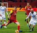 Кубковый матч «Арсенала» с «Оренбургом» перенесут на другой день