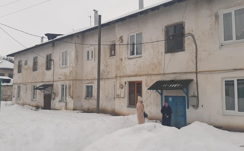 Осиный рой, холод и плесень: активисты добиваются переселения людей из кимовской развалюхи