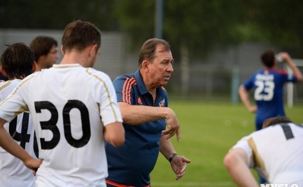 Главный тренер «Арсенала» Сергей Павлов: «Мы нацеливаемся на серьёзную борьбу»