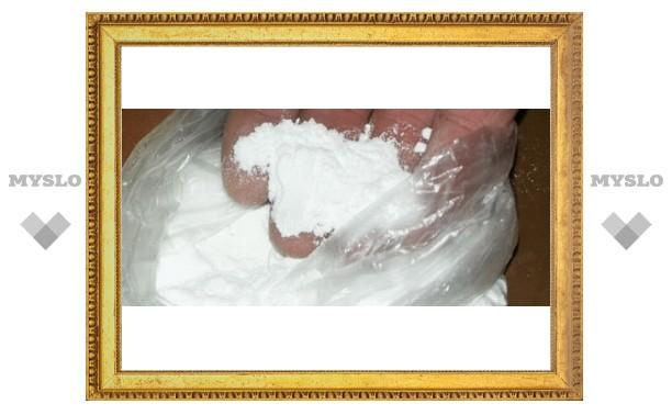 Туляка оштрафовали за хранение наркотиков