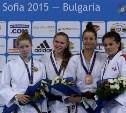 Тульская дзюдоистка стала чемпионкой Европы в составе сборной России