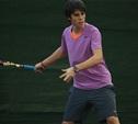 В Туле проходит предновогодний теннисный турнир