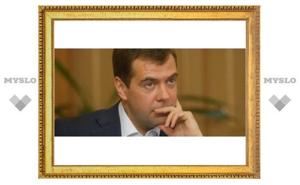 Медведев приедет в Тулу