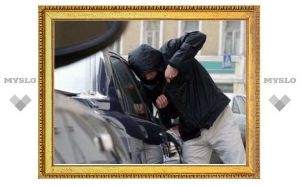 Под Тулой задержан 15-летний угонщик
