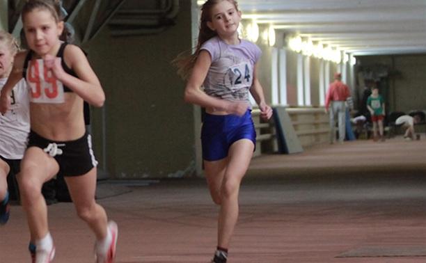 Юные тульские легкоатлеты посоревнуются на «Шиповке юных»
