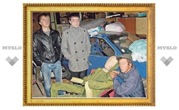 В Тульской области будут судить рабочих, которые убили и сожгли своего начальника