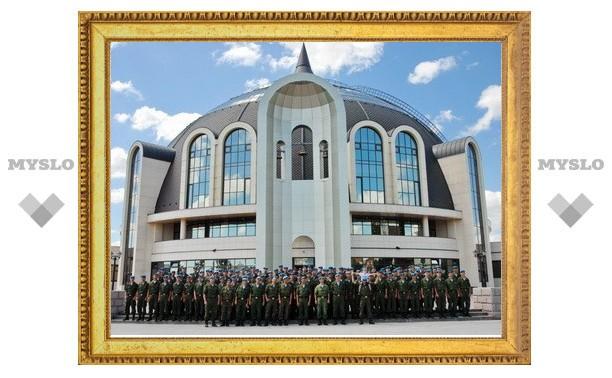 Музей оружия приглашает на праздник 23 февраля