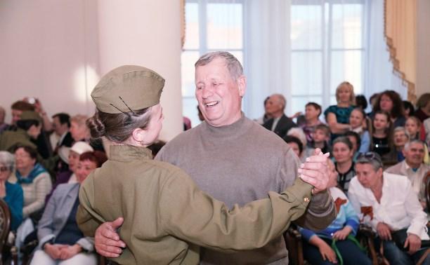 В Дворянском собрании прошёл благотворительный концерт «В 6 часов вечера после войны»