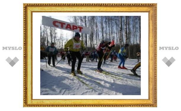 Кто лучший лыжник в Тульской области?