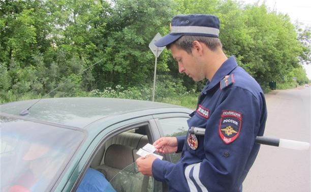 В Туле и области будут ловить нетрезвых водителей