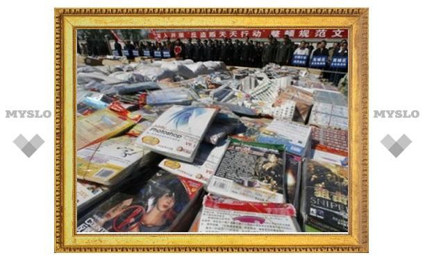 На Центральном рынке Тулы продавали порнографию