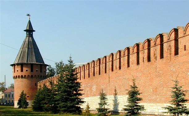 Территория музея «Тульский кремль» закрыта для посещений