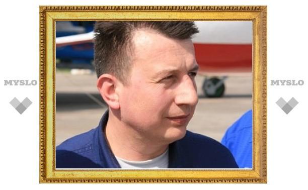 """Уволен командир пилотажной группы """"Стрижи"""""""
