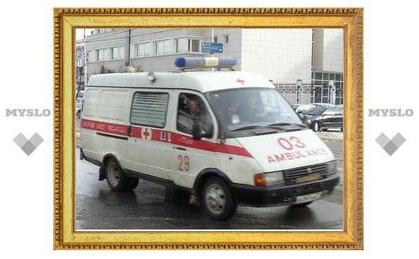 Вчера в Туле в ДТП едва не погиб еще один ребенок
