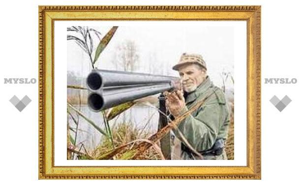 В Туле продолжаетcя охотничий сезон