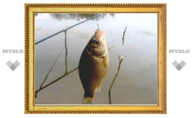Под Новомосковском незаконно ловили рыбу