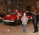При пожаре на проспекте Ленина в Туле пострадали четыре человека