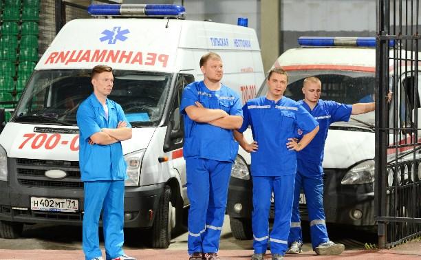 Нападение на врачей скорой помощи предлагают приравнять к нападению на полицейского