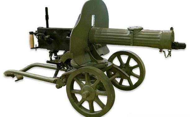 В музее оружия пройдет выставка, посвященная пулемету Максима